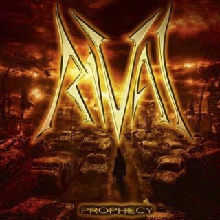 RIVAL- Prophecy LIM. 500 CD