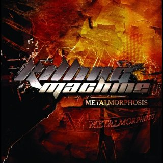 KILLING MACHINE- Metalmorphosis