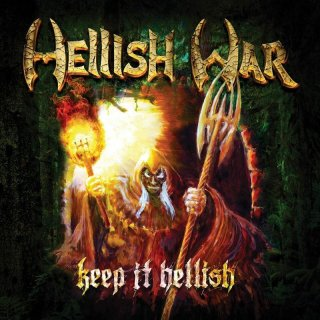 HELLISH WAR- Keep It Hellish