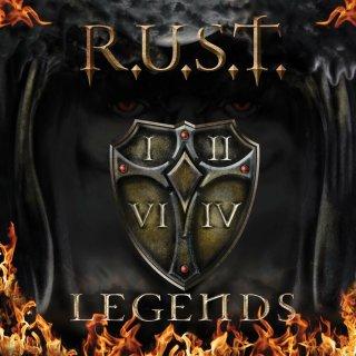 R.U.S.T.- Legends +Bonustrack