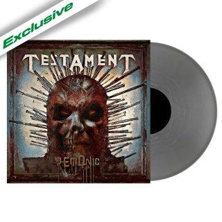 TESTAMENT- Demonic LIM. 300 SILVER VINYL