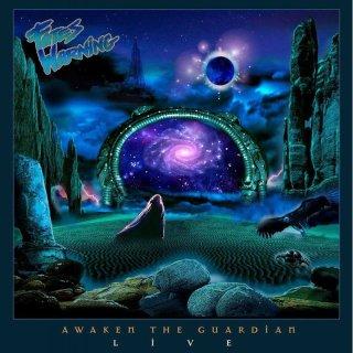 FATES WARNING- Awaken The Guardian LIVE 2LP set LIM.+NUMB.300 steel blue