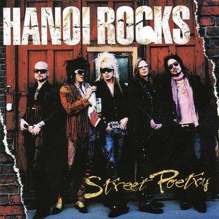 HANOI ROCKS- Street Poetry