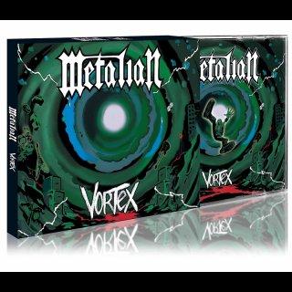 METALIAN- Vortex LIM. SLIPCASE CD