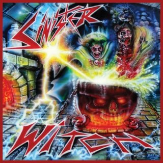 SINISTER WITCH- same LIM. 500 CD