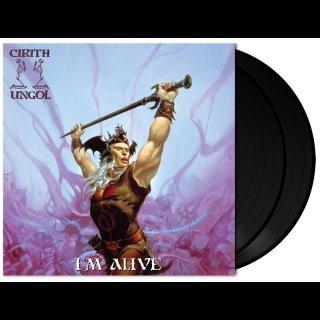 CIRITH UNGOL- I´m Alive 2LP set BLACK VINYL +giant poster