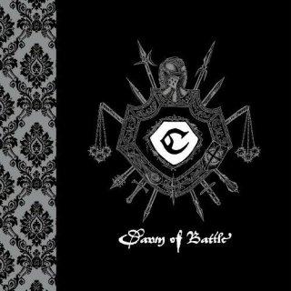 CHEVALIER- Dawn Of Battle LIM.2LP SET black vinyl