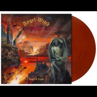ANGEL WITCH- Angel Of Light LIM.666 ORANGE/PURPLE MARBLED VINYL