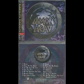 DIAMOND HEAD- same RARE JAPAN CD +2 Bonustracks