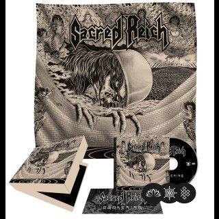 SACRED REICH- Awakening LIM. DELUXE CD BOX