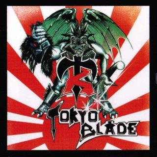 TOKYO BLADE- same LIM. SLIPCASE CD+bonus