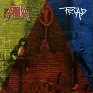 ATTILA- Triad CD +Bonustracks