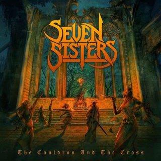 SEVEN SISTERS- The Cauldron And The Cross LIM.2LP SET black vinyl