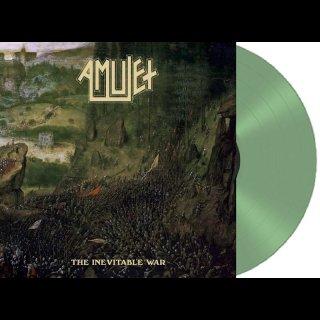 AMULET- The Inevitable War LIM. TRANSLUCENT GREEN VINYL LP