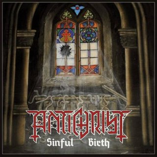 ANTICHRIST- Sinful Birth LIM. BLACK VINYL