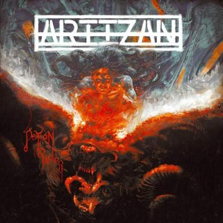 ARTIZAN- Demon Rider LIM. 300 VINYL LP