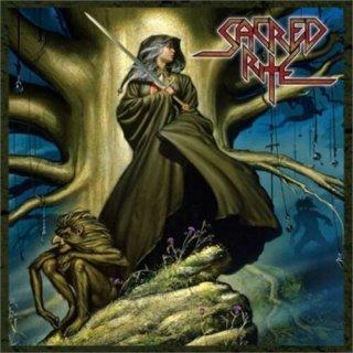 SACRED RITE- same LIM.CD +Sabre Demo Bonustr.