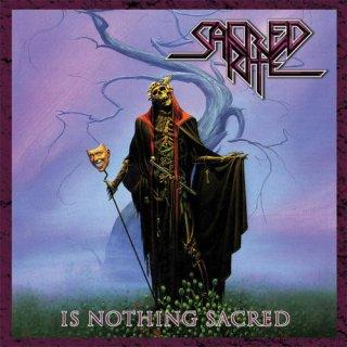 SACRED RITE- Is Nothing Sacred LIM. CD +10 Bonustr.