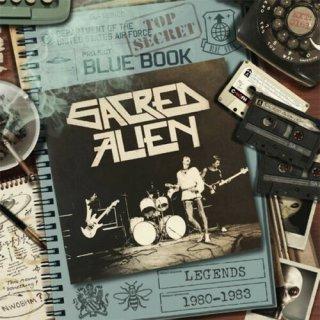 SACRED ALIEN- Legends 1980-1983 LIM.500 CD