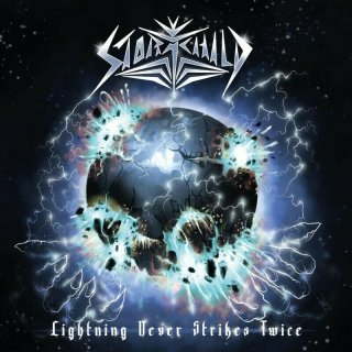 STORMCHILD- Lightning Never Strikes Twice LIM.500 CD