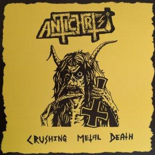 ANTICHRIST- Crushing Metal Death RARE DEMO´s CD