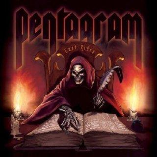 PENTAGRAM- Last Rites 180g BLACK VINYL +Poster