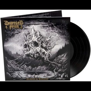 DESERTED FEAR- Drowned By Humanity 180g BLACK VINYL