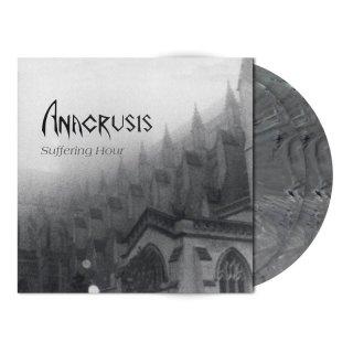 ANACRUSIS- Suffering Hour LIM. 200 DARK GREY 2LP vinyl set