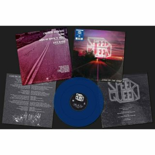 SPEED QUEEN- Still On The Road LIM.150 ROYAL BLUE VINYL