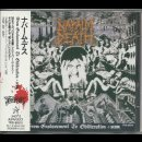 NAPALM DEATH- From Enslavement To Obliteration/Scum MEGA...