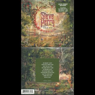 STEVE PERRY- Traces US DIGIPACK CD