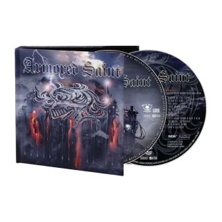 ARMORED SAINT- Punching The Sky LIM. DELUXE EDITION CD+DVD