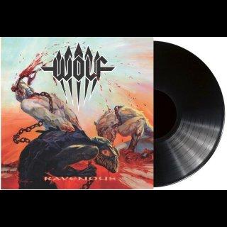 WOLF- Ravenous LIM. BLACK VINYL