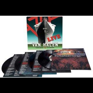 VAN HALEN- Live Tokyo Dome In Concert LIM. 4LP vinyl BOX SET