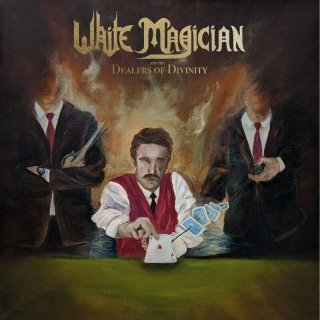 WHITE MAGICIAN- Dealers Of Divinity