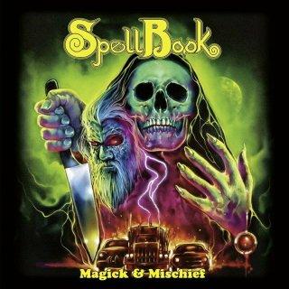 SPELLBOOK- Magick & Mischief