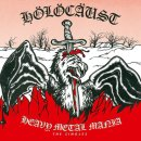 HOLOCAUST- Heavy Metal Mania-TheSingles LIM.500 CD