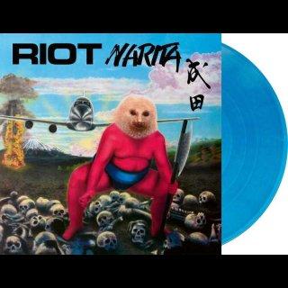 RIOT- Narita LIM.+NUMB.300 clear sky-blue vinyl
