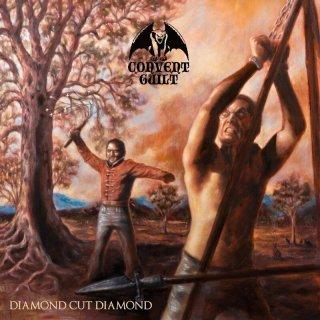 CONVENT GUILT- Diamond Cut Diamond LIM. BLACK VINYL