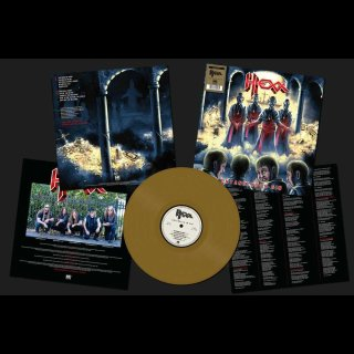 HEXX- Entangled In Sin LIM.200 GOLD VINYL