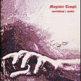"""MAGISTER TEMPLI- Nyarlathotep/Anubis LIM.350 SINGLE 7"""""""