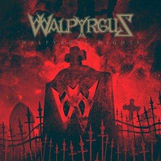 WALPYRGUS- Walpyrgus Night LIM.250 RED VINYL +Comic