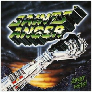 SAINTS ANGER- Danger Metal 2CD SET +23 Bonustr.