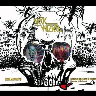 DARK WIZARD- Evil Spirits-Reign OfEvil/Devil´s Victim LIM.DIGI CD +3 Bonustracks