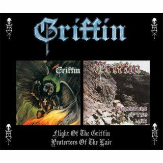 GRIFFIN- Flight Of The Griffin/Protectors Of The Lair 3CD Box Set +Bonus