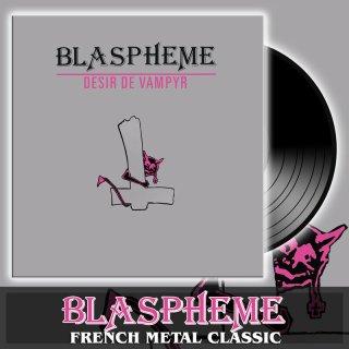 BLASPHEME- Desir De Vampyr LIM.200 BLACK VINYL