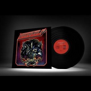 ROADWOLF- Unchain The Wolf LIM. 300 BLACK VINYL