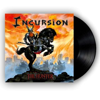 INCURSION- The Hunter LIM. BLACK VINYL