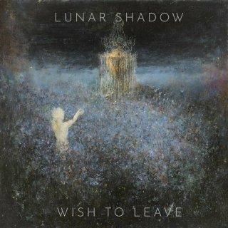 LUNAR SHADOW- Wish To Leave LIM.BLACK VINYL +DL Code