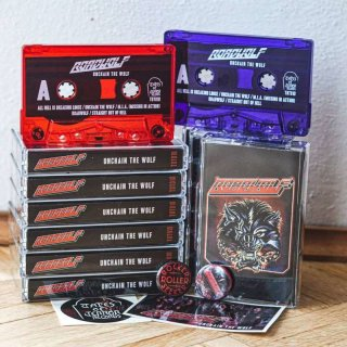 ROADWOLF- Unchain The Wolf LIM. 50 RED TAPE